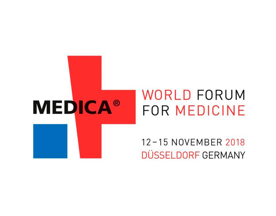 Medica 2018 - Düsseldorf, Germany